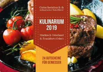 Kulinarium 2019