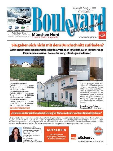 Boulevard München Nord Ausgabe November 2018