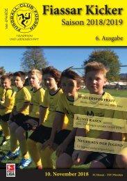 FCF Stadionzeitung 2018_11_12_Pfronten_WEB