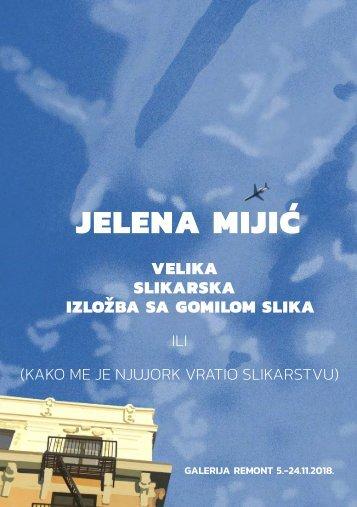 Velika slikarska izložba sa gomilom slika - Jelena Mijić