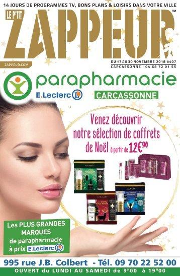 Le P'tit Zappeur - Carcassonne #407