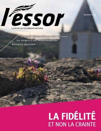 Lessor_Autumn2018_FRENCH PDF version