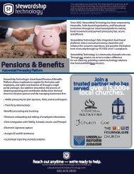 Pensions & Benefits
