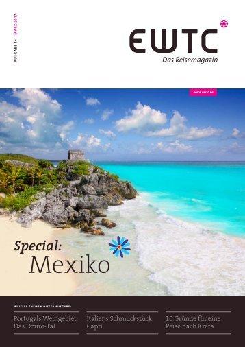 EWTC Kundenmagazin. Ausgabe Februar 2017