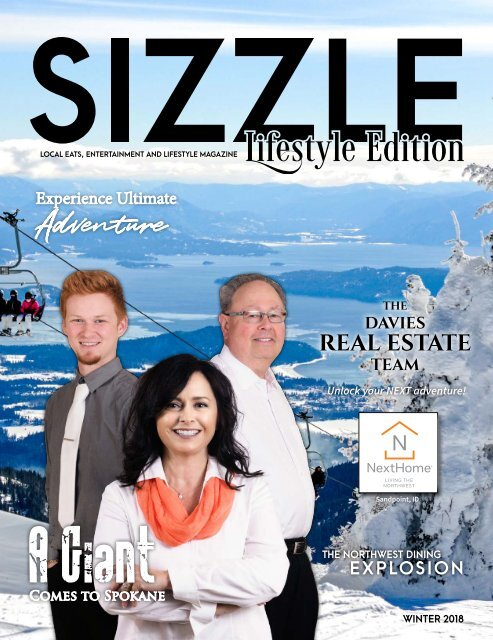 Sizzle Winter 2018