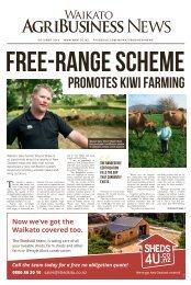 Waikato AgriBusiness News October 2018