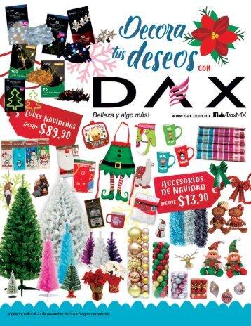 Decora tus deseos con Dax