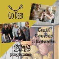 2019 GO DEER brochure