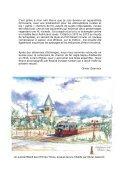 """Bande dessinée """"CAROLINE ET MELANIE EN TRAM"""" par Pierre MEEUWIG - Edition TRAMANIA asbl - Page 2"""