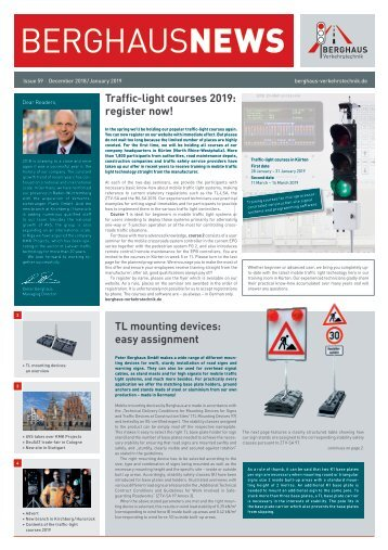 Berghaus News Issue 59