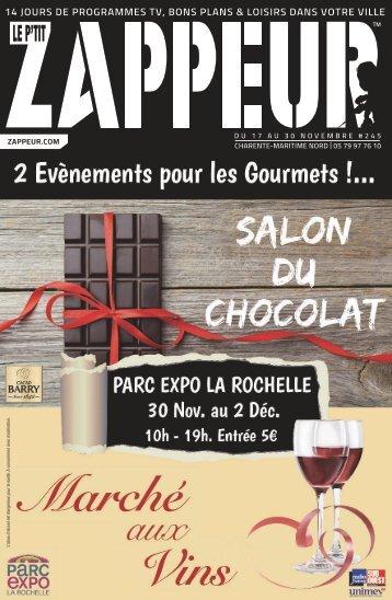 Le P'tit Zappeur - Larochelle #245