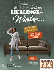 Unsere Winter Lieblinge - Hesebeck Home Company