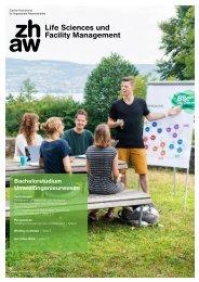 ZHAW - Bachelorstudium Umweltingenieurwesen
