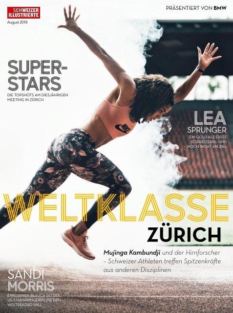 Schweizer Illustrierte: Weltklasse Zuerich 2018