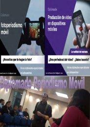 Proyecto Diplomado Periodismo Móvil
