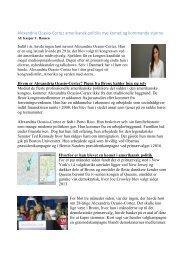 Alexandria Ocasio-Cortez Amerikansk politiks nye komet og kommende stjerne