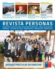 Revista Personas Octubre 2018
