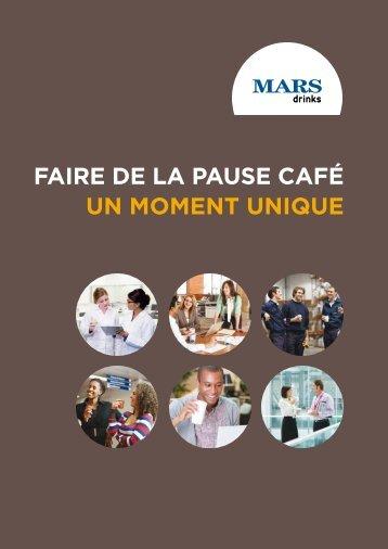 Brochure Mars Drinks octobre 2018