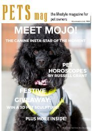 Pets Magazine November 2018