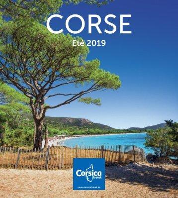 Brochure Corse été 2019 - CORSICA TRAVEL