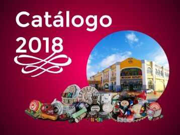 Catálogo de Arcones 2018-2019