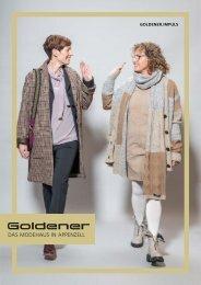 Goldener.Impuls | Winter 2018