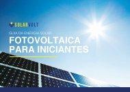 ENERGIA SOLAR COM CUSTO ZERO DE IMPLANTAÇÃO