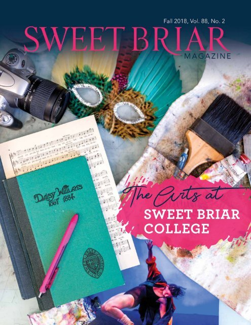 Sweet Briar College Magazine Fall 2018