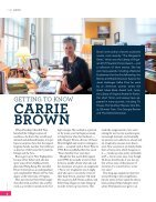 Sweet Briar College Magazine - Fall 2018 - Page 6