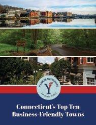 Connecticut's Top Ten Business-Friendly Towns