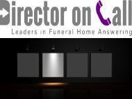 Funeral Home Answering Service Miami