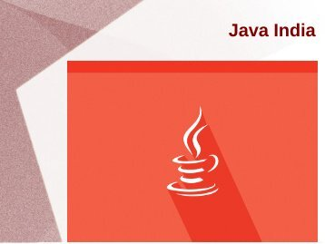 Best Java Development Services- Java India