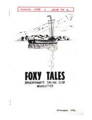 Foxy Tales 1993.2