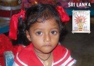 Verein Hilfsprojekt Sri Lanka Jahresbericht 2011