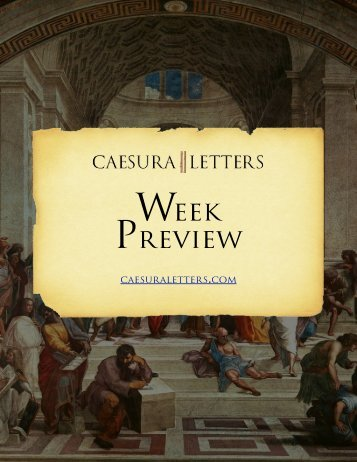 inbox interventions - Caesura Letters