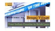 Bengal Village   Best Indian Restaurant in Brick Lane London E1