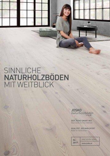 Josko Wörgl Naturholzböden