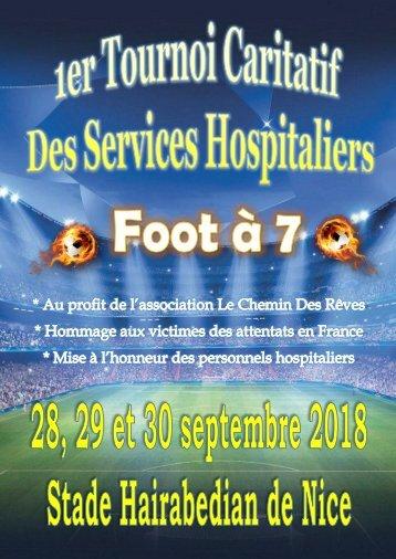 Fascicule Tournoi Hospitaliers 2018