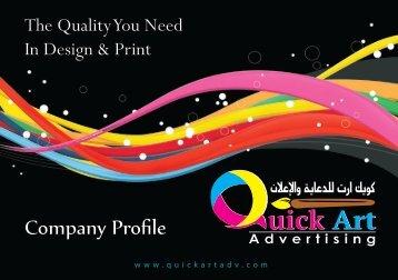 Quick Art Adv Company Profile