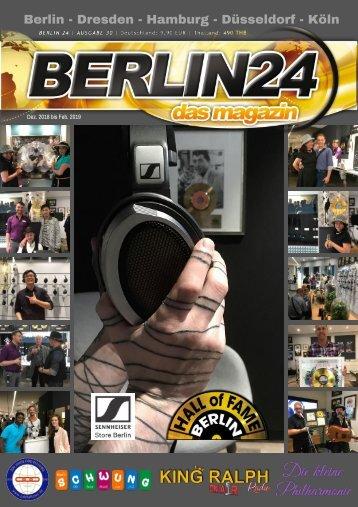 Berlin 24-Das Magazin Ausgabe 30
