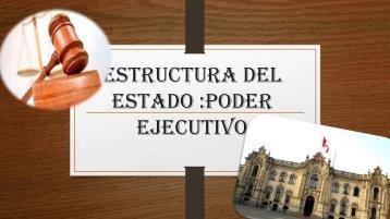 Estructura del estado MELISSA