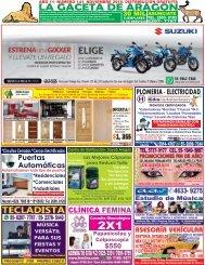 Gaceta de Aragon Noviembre 2018