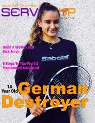 ServeItUp Tennis Magazine #34