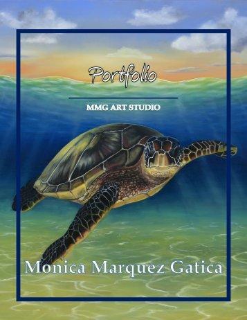 P O R T F  L I O - Monica Marquez Gatica - Artist