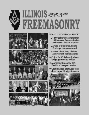 illinois freemasonry - Grand Lodge of Illinois