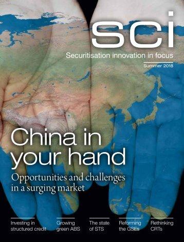 SCI Magazine Summer 2018