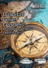 SCI Regulatory CapitalRelief Research Report