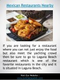 Mexican Food At Laguna Beach - Page 4