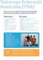 Tuberous Sclerosis Australia 2018 Annual Report - Page 3