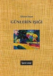 Ahmet İnam - Günlerin Işığı